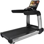 life fitness platinum club series treadmill review